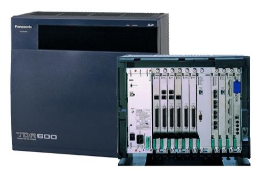 Panasonic PABX KX-TDA600 – Kap. 16 CO – 136 Extension